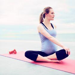 Esercizi di ginnastica pre-parto